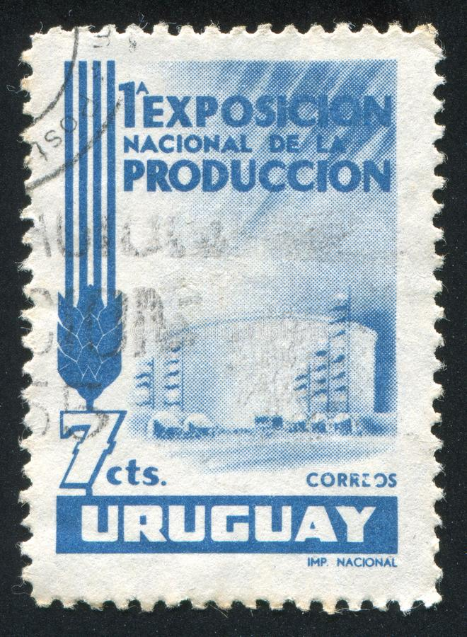 Fortezza di Montevideo fotografia stock