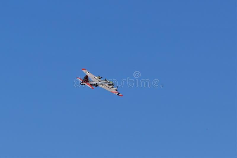 Fortezza di volo di B-17G immagini stock