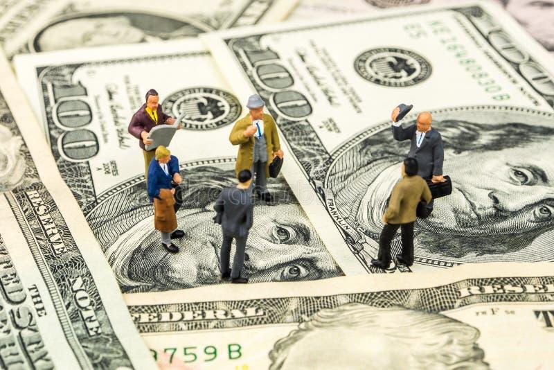 Fortfarande ändrande affärs-/finansläge arkivbild