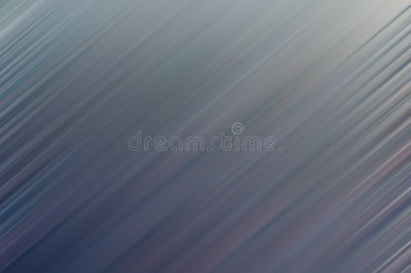 Fortfarande gråa och magentafärgade suddiga linjer i diagonal riktning fotografering för bildbyråer