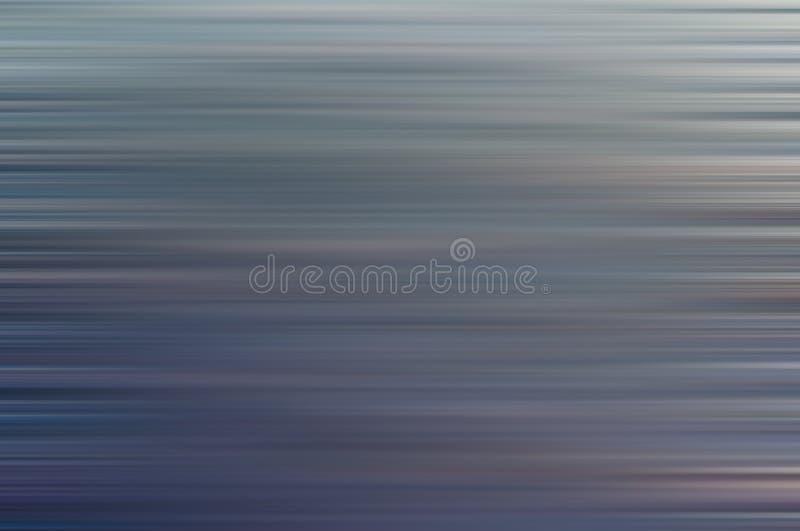 Fortfarande gråa och magentafärgade suddiga linjer i horisontalriktning royaltyfria bilder