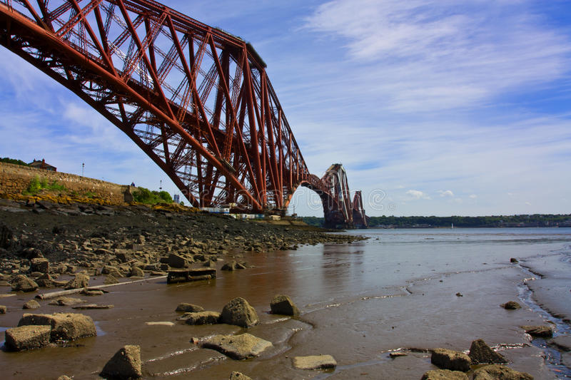 Download Forth Bridge stock image. Image of railway, charming - 14955147