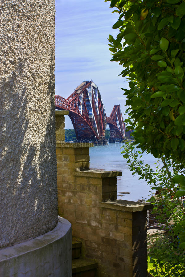 Download Forth Bridge stock image. Image of architecture, rail - 14955157