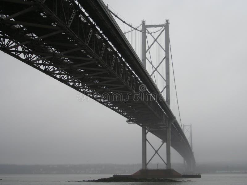 Forth Road Bridge, Edinburgh stock images