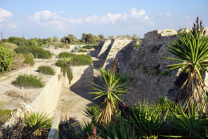 fortification fotografia de stock royalty free
