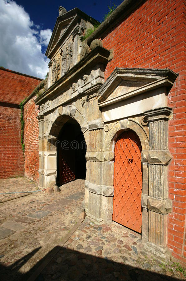 Free Fortification Entrance Stock Photography - 15933382