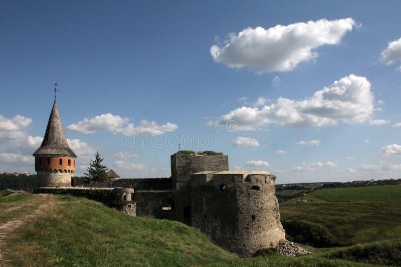 Fortifications défensives de la vieille ville photos stock