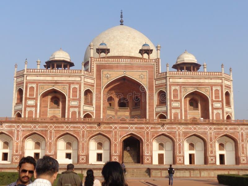 Fortificazione a Agra immagine stock libera da diritti