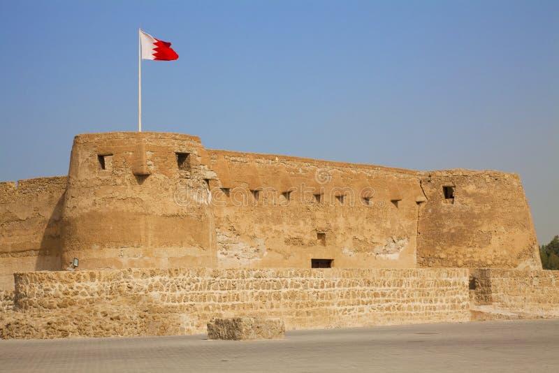 Fortificazione di Arad, Manama, Bahrain immagini stock libere da diritti