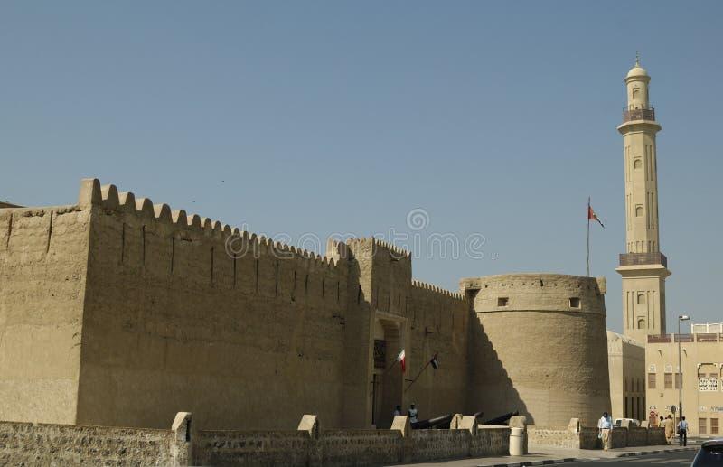 Fortificazione di Fahidi di Al fotografie stock libere da diritti