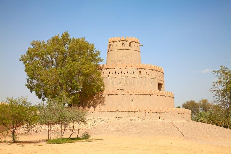 Fortificazione di Jahili immagine stock