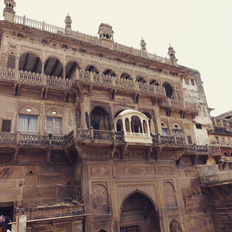 Fortificazione di Ramnagar fotografia stock libera da diritti