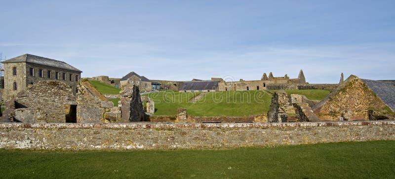 Fortificazione Kinsale del Charles fotografia stock