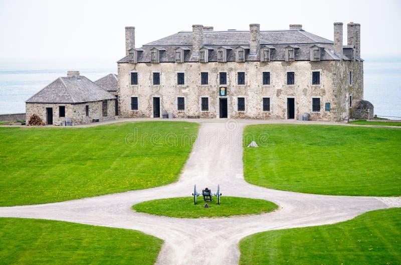 Fortificazione Niagara immagine stock libera da diritti