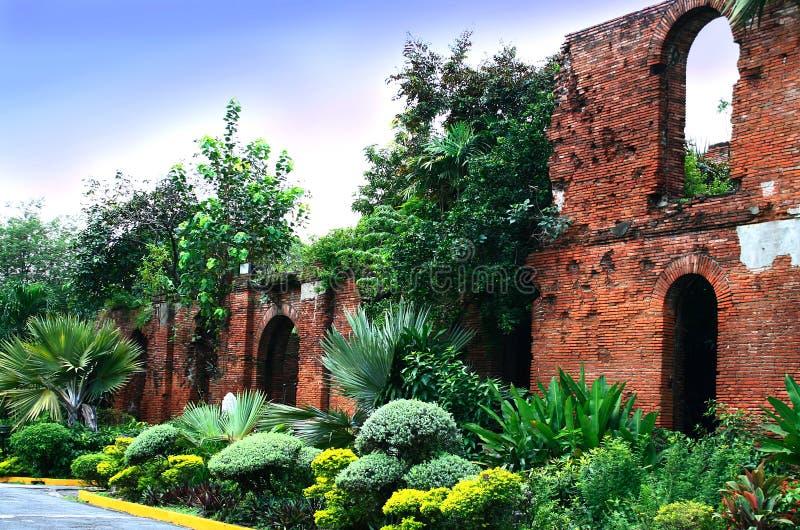 Fortificazione Santiago fotografia stock