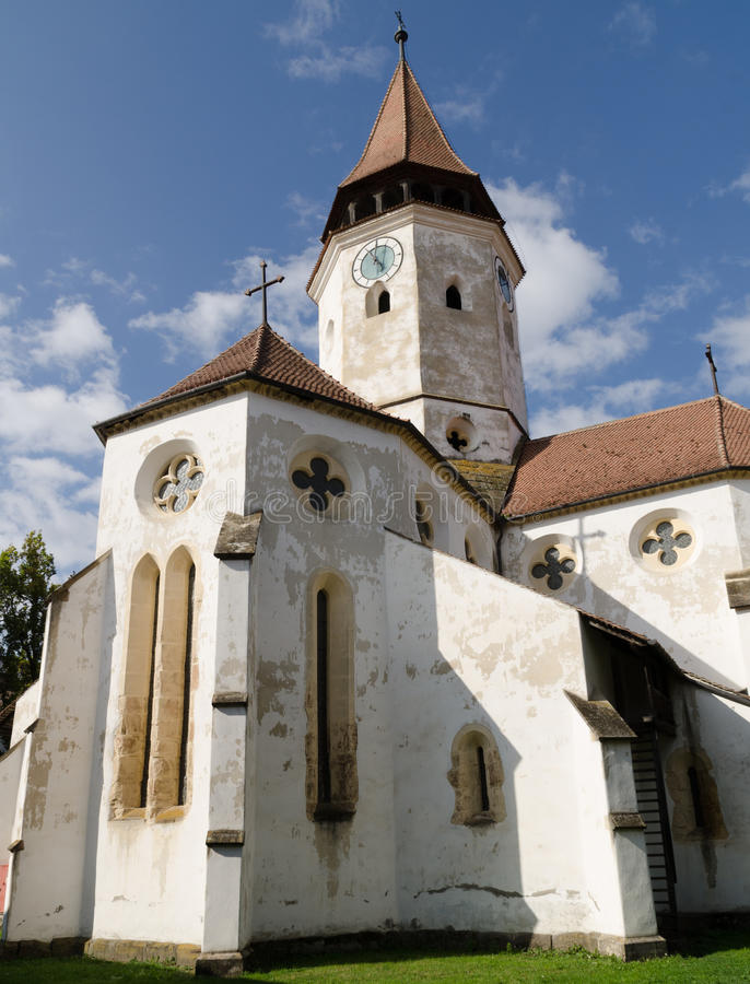 Download Fortified Church Of Prejmer/Tartlau Royalty Free Stock Image - Image: 35947676