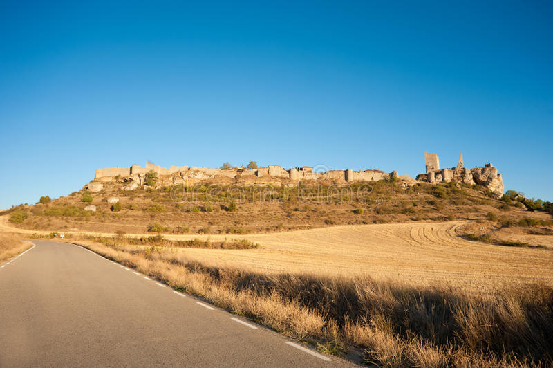 Download Fortified town stock image. Image of village, paved, horizontal - 21315095