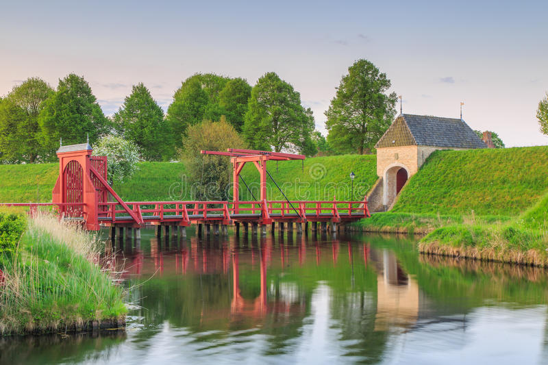 Download Fortified Town Of Bourtange Stock Photo - Image of province, earthwork: 83702522