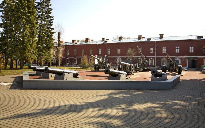 Fortres de Brest-Litovsk à Brest Brest photo stock
