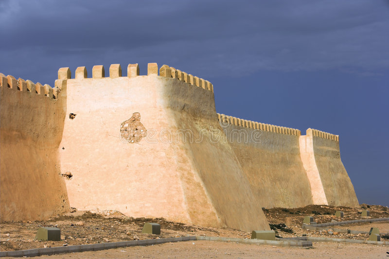 Download Fortress stock image. Image of ancient, tradition, essaouria - 1869777
