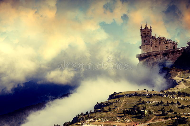 Fortress Royalty Free Stock Photography