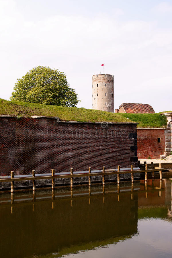 Download Fortress stock image. Image of place, protection, landmark - 24715175
