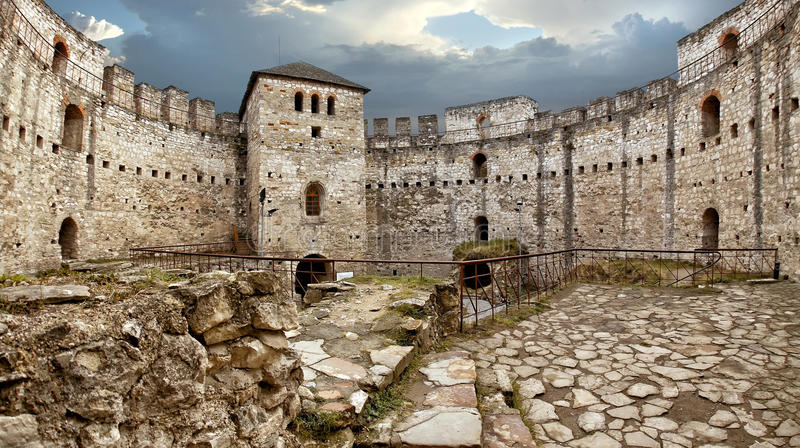 Download Fortress stock image. Image of security, fortified, wall - 25722373