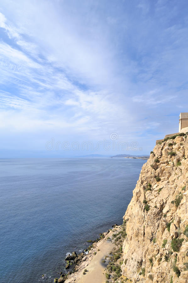Free Fortress Aguilas Stock Image - 17320601