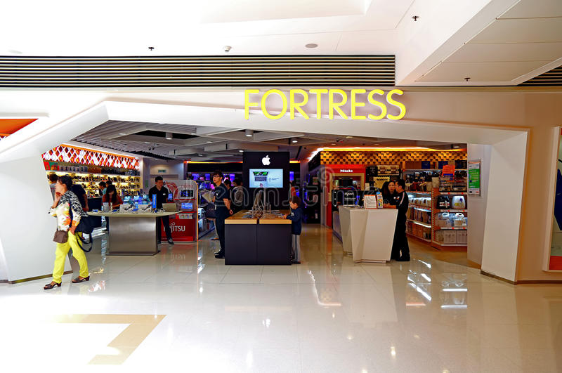 Download Fortress Electronics Store In Hong Kong Editorial Photo - Image: 34069426
