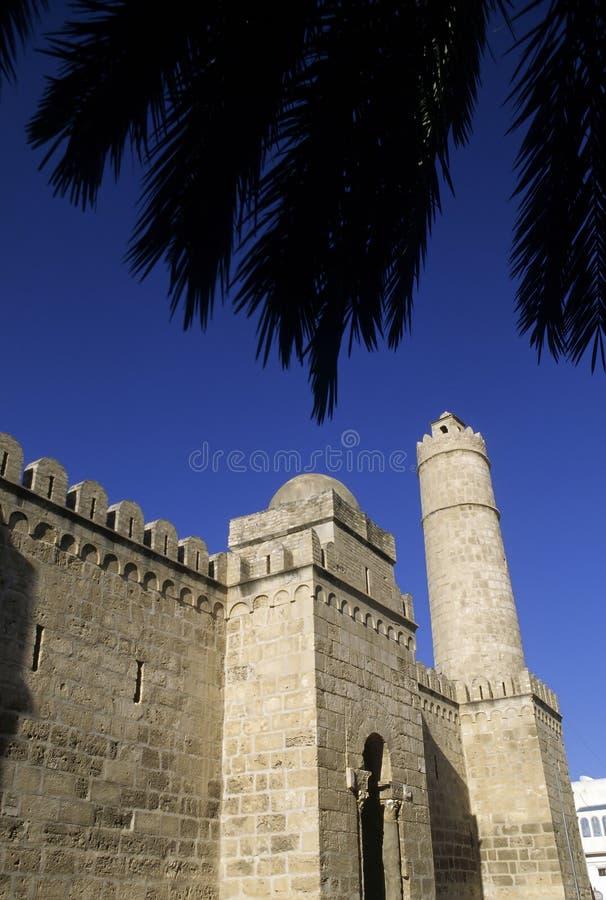Download Fortress- Kairouan, Tunisia Stock Photo - Image of medina, mihrab: 10948202
