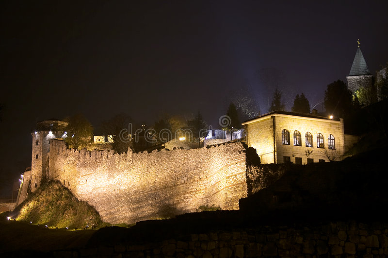 fortress old στοκ εικόνες με δικαίωμα ελεύθερης χρήσης