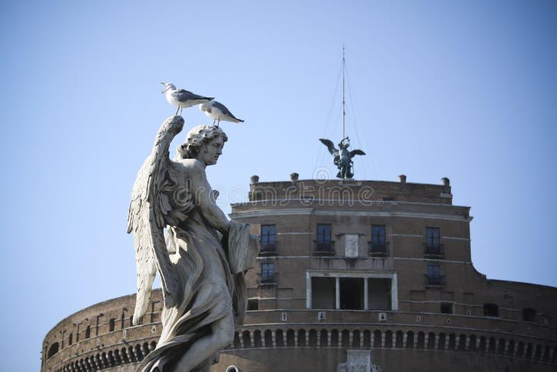 Download Fortress of Rome stock photo. Image of angel, beak, roman - 16265944