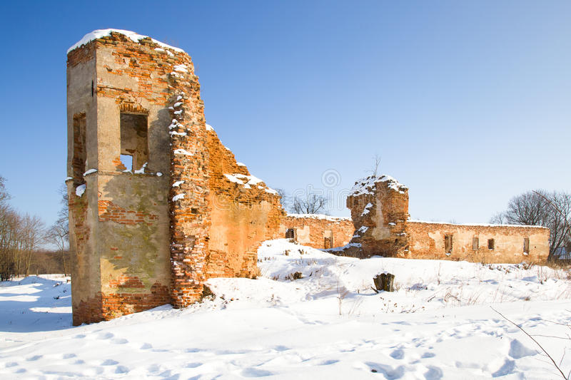 Download Fortress ruins stock image. Image of famous, fortified - 23730977
