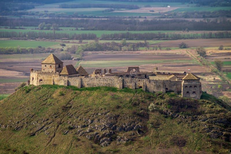 Fortress of Sumeg, Hungary. Europe stock image