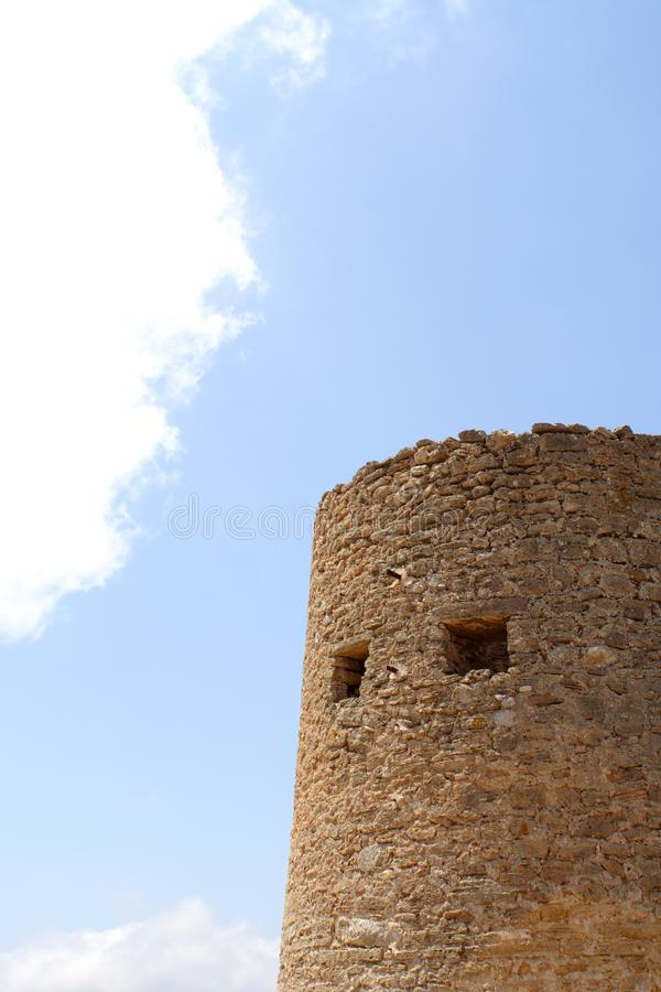 Fortress Tower Stock Images