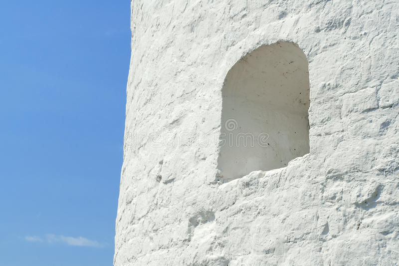 Download Fortress Wall With Loopholes Stock Photo - Image: 27691768
