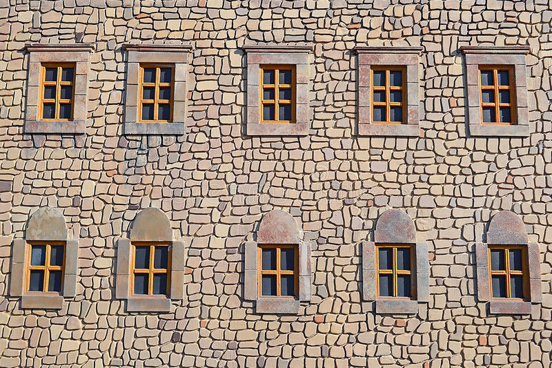 Download Fortress Windows stock photo. Image of arts, constructions - 22950826