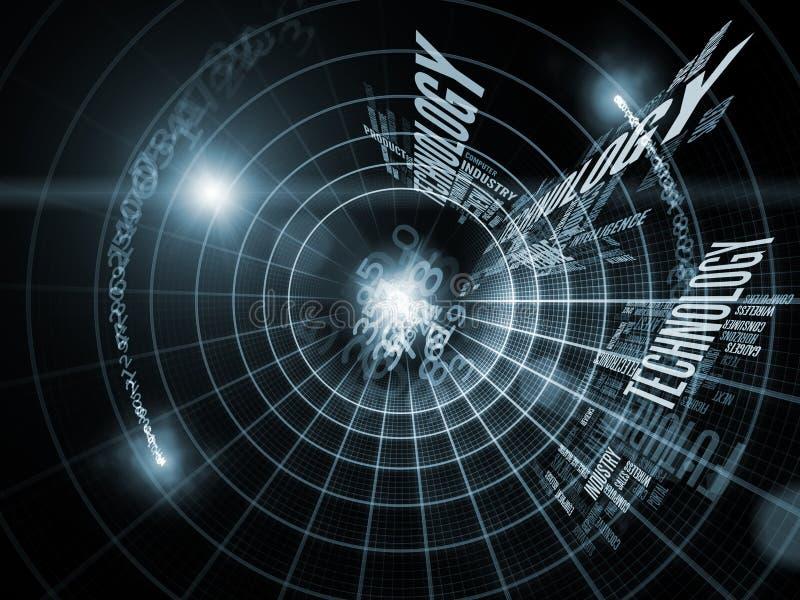 Fortschritt Der Technologie Kostenlose Stockbilder