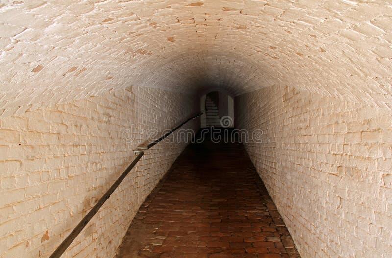 Fortu Barrancas wnętrze zdjęcie royalty free