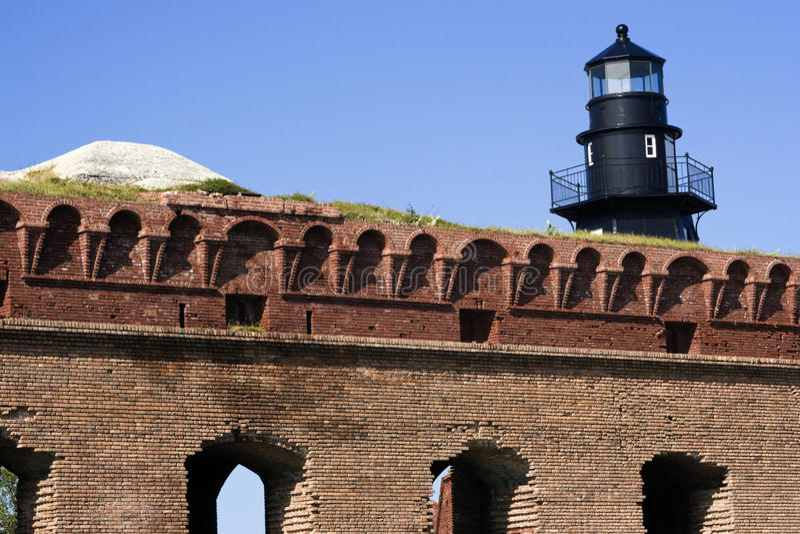 fortu Jefferson ściany zdjęcie royalty free