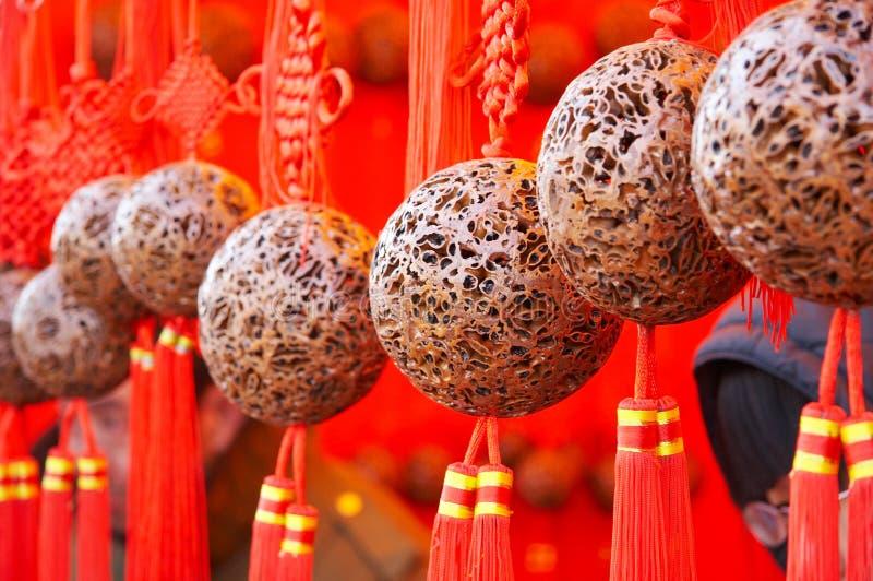 Fortunate red balls
