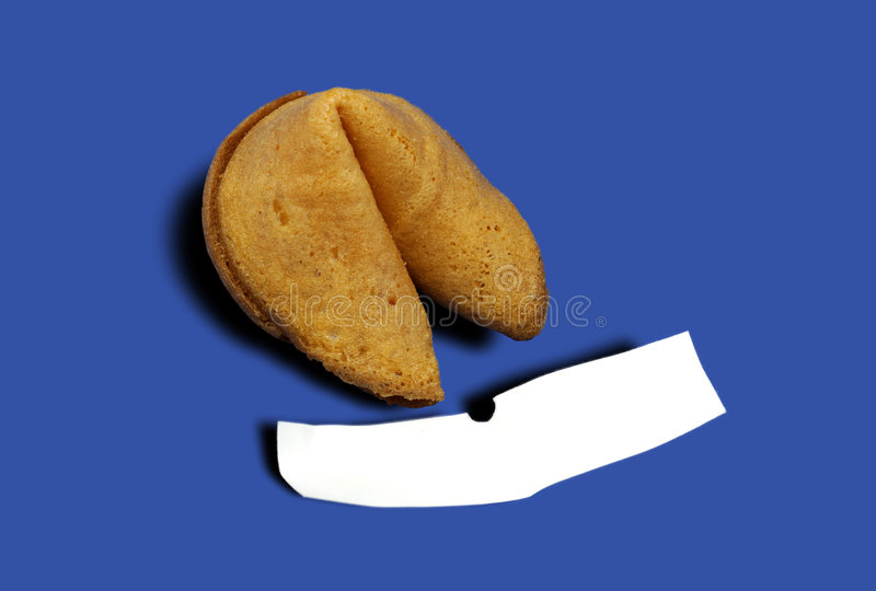 Download Fortune Cookie stock image. Image of food, snack, chinese - 513381