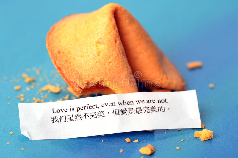 Download Fortune cookies stock image. Image of closeup, china - 18119455