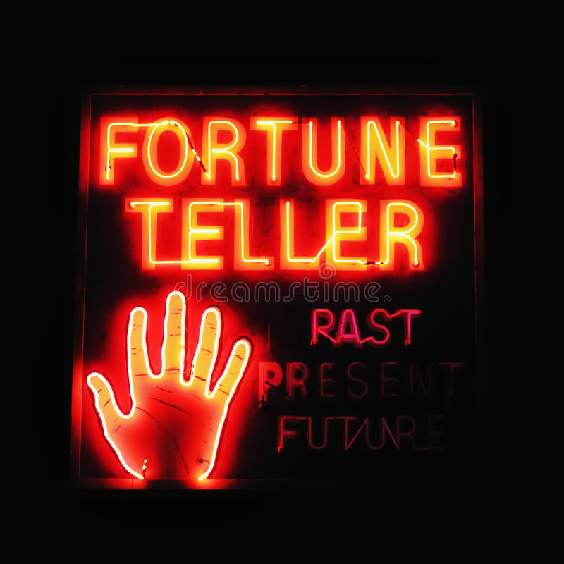 Free Fortune Teller Royalty Free Stock Images - 430619