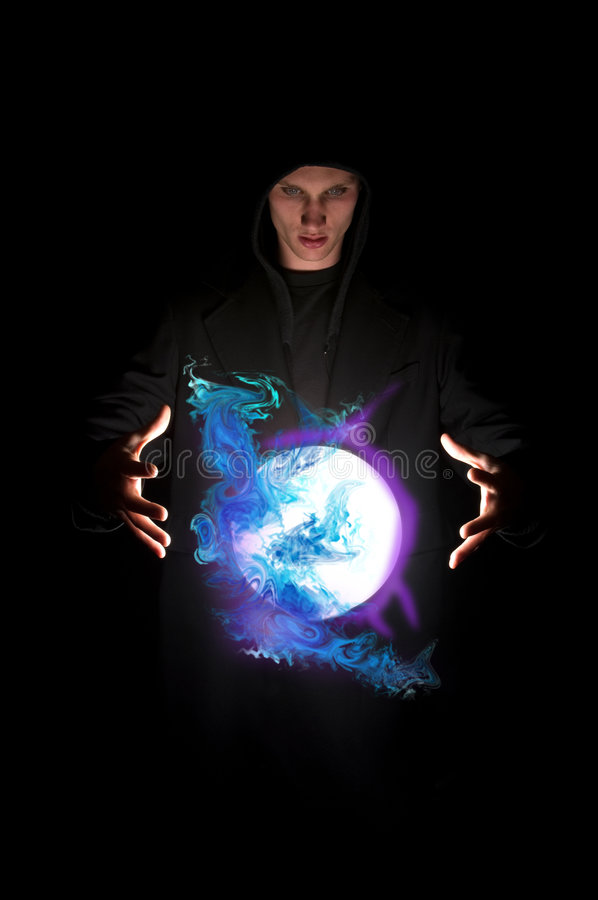 Download Fortune Teller Royalty Free Stock Photography - Image: 7127987