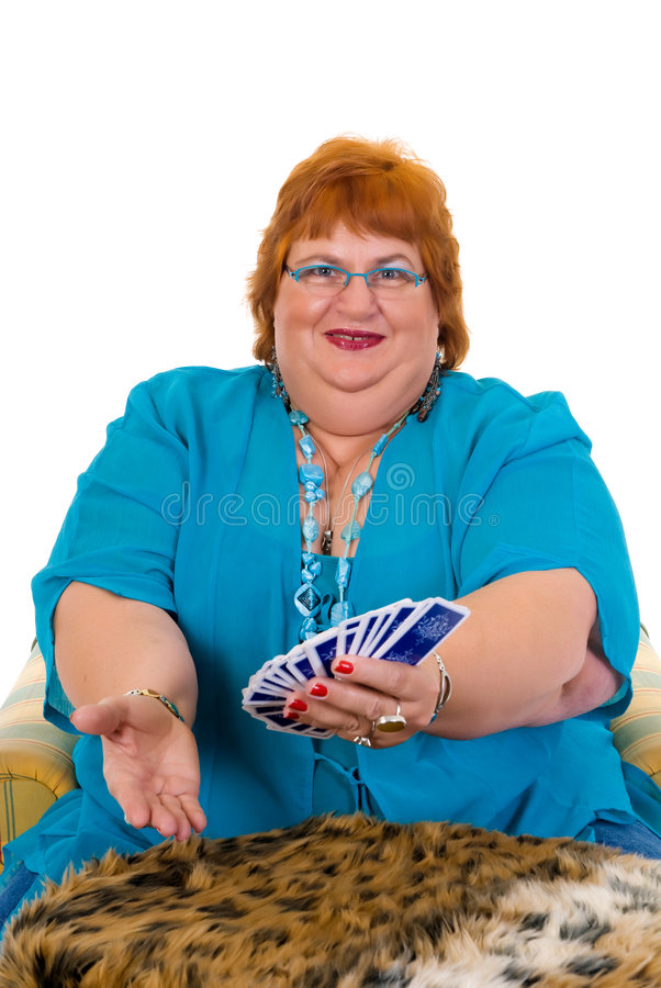 Download Fortune teller stock image. Image of chubby, white, health - 9249527