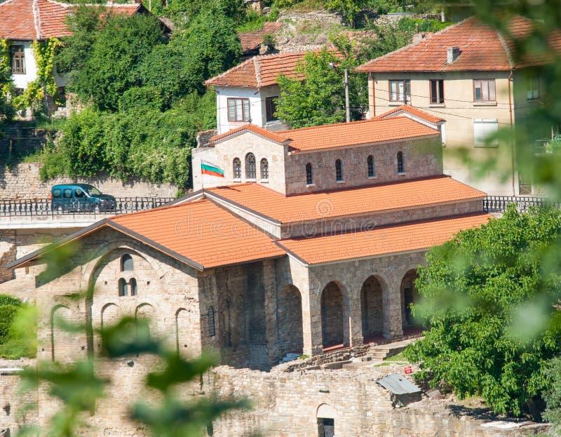Forty Martyrs Church in Veliko Tarnovo royalty free stock image