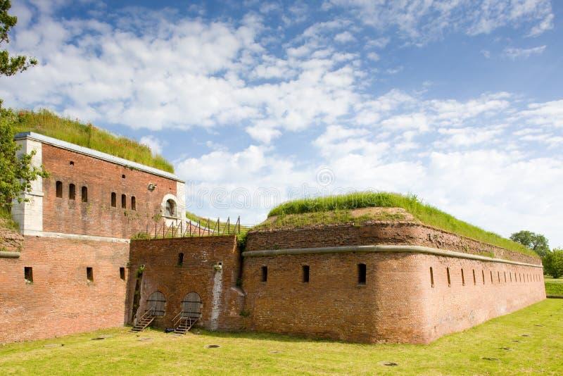 fortyfikacyjny zamosc zdjęcie stock