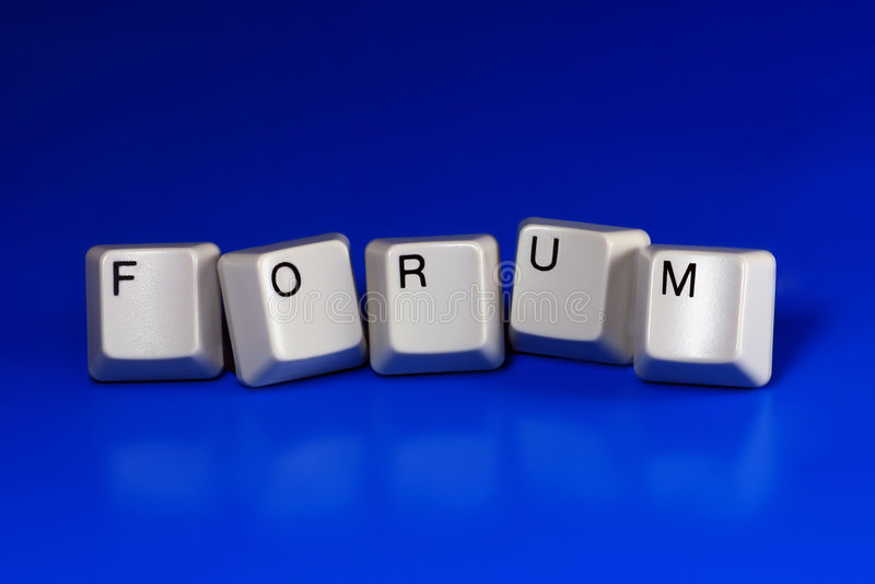 Forum lizenzfreie stockfotografie