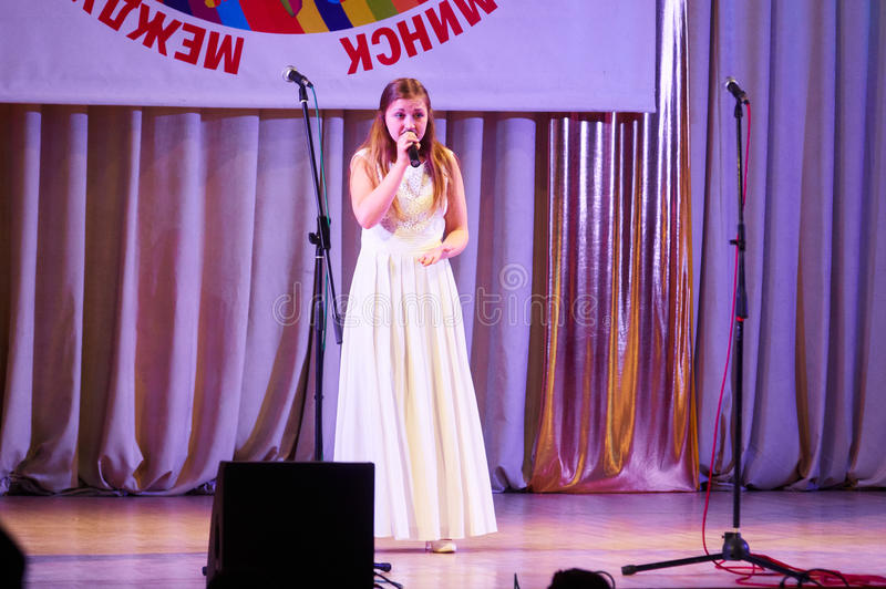 Forum dell'internazionale di StarShow fotografie stock